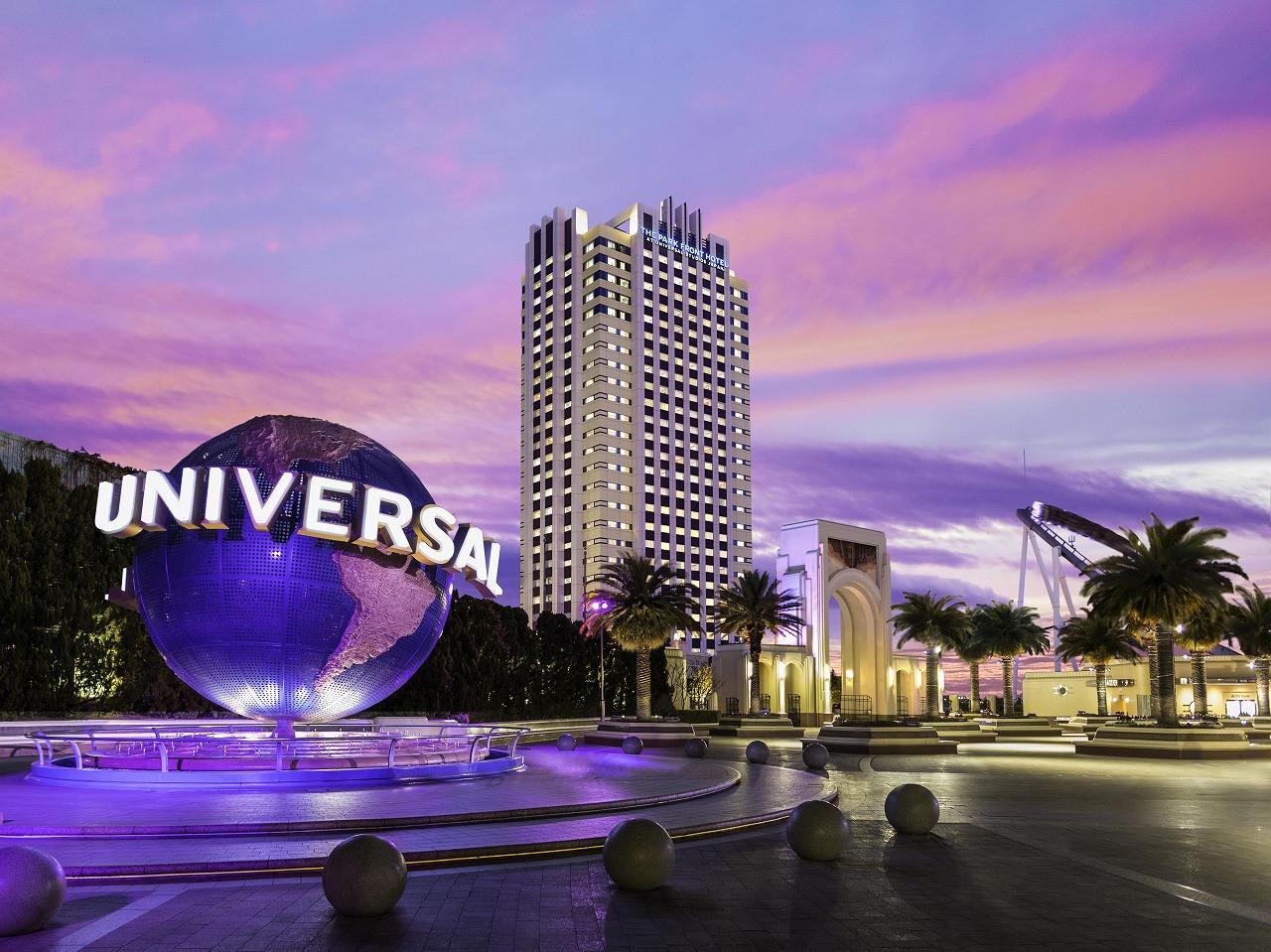 【ザパークフロントホテル】時空を超えたアメリカ旅行を楽しもう!USJに1番近いオフィシャルホテルを紹介