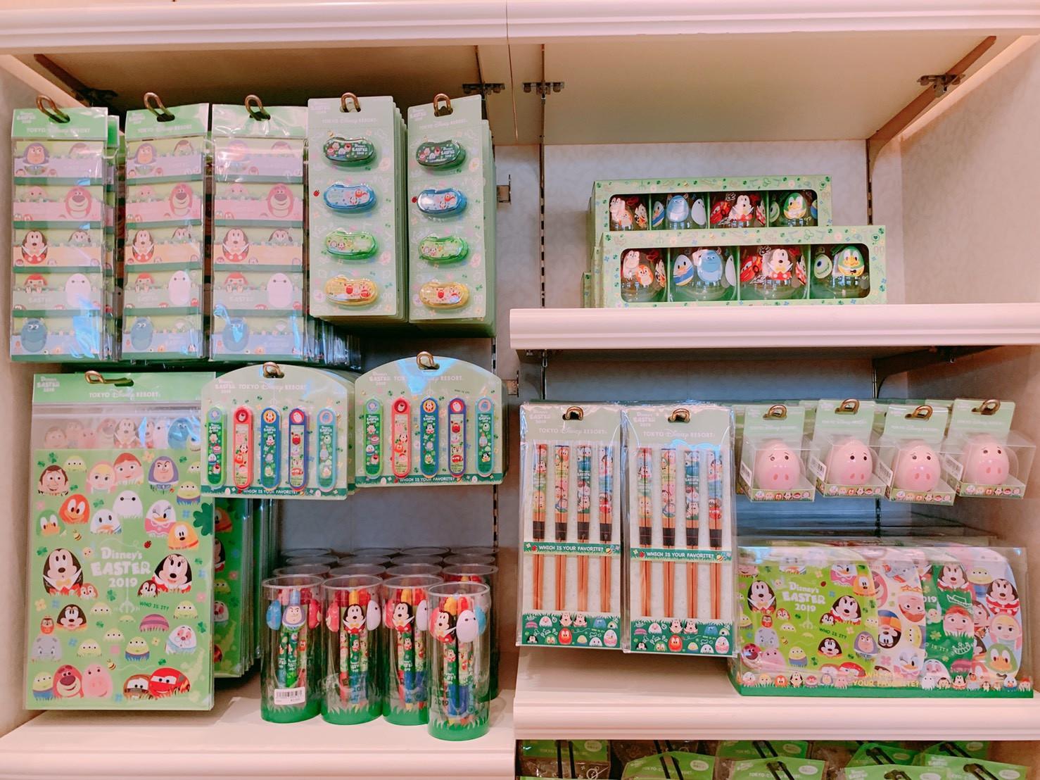 【4/1発売】ディズニーイースター2019グッズ31選!うさみみカチューシャ&イースターエッグモチーフのお土産!