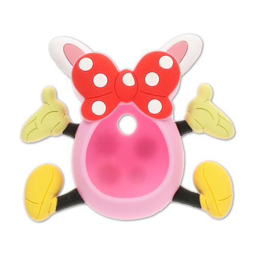 ポケットうさたまカバー(ピンク)