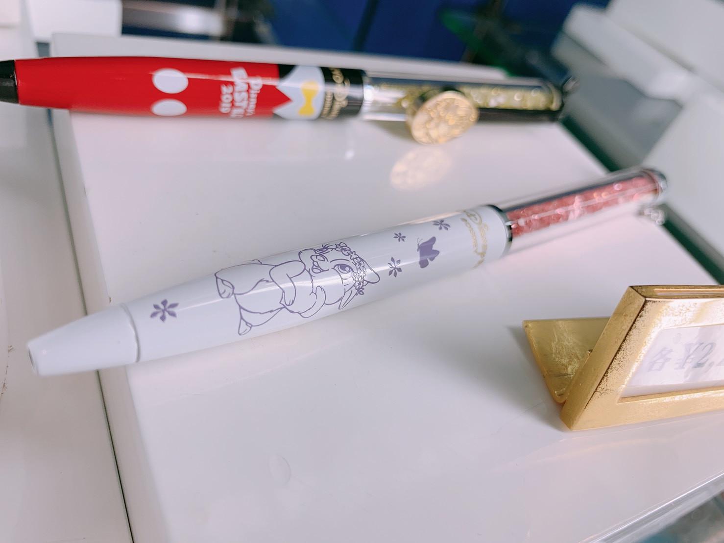ボールペン(ガラス専門店)