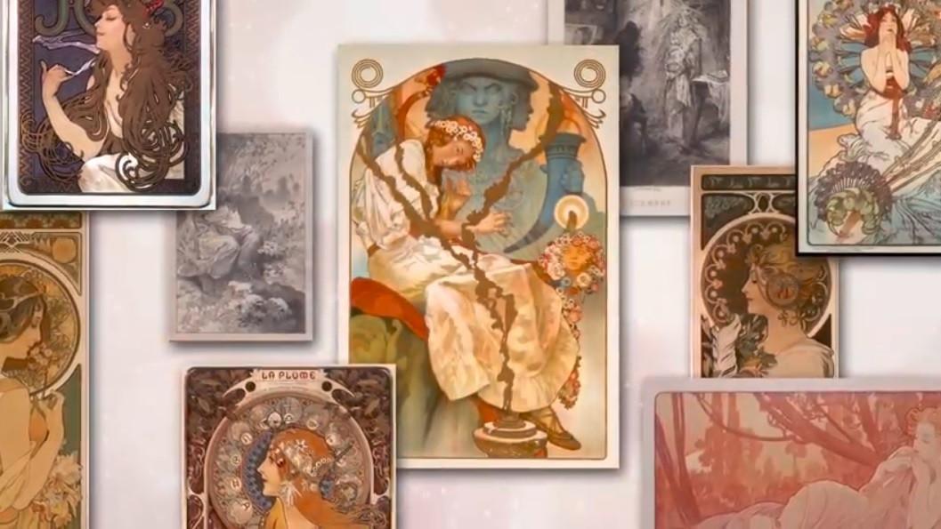 【必見】ハウステンボス「アール・ヌーヴォーの華 ミュシャ展」情報!今までのミュシャ展とどこが違う?