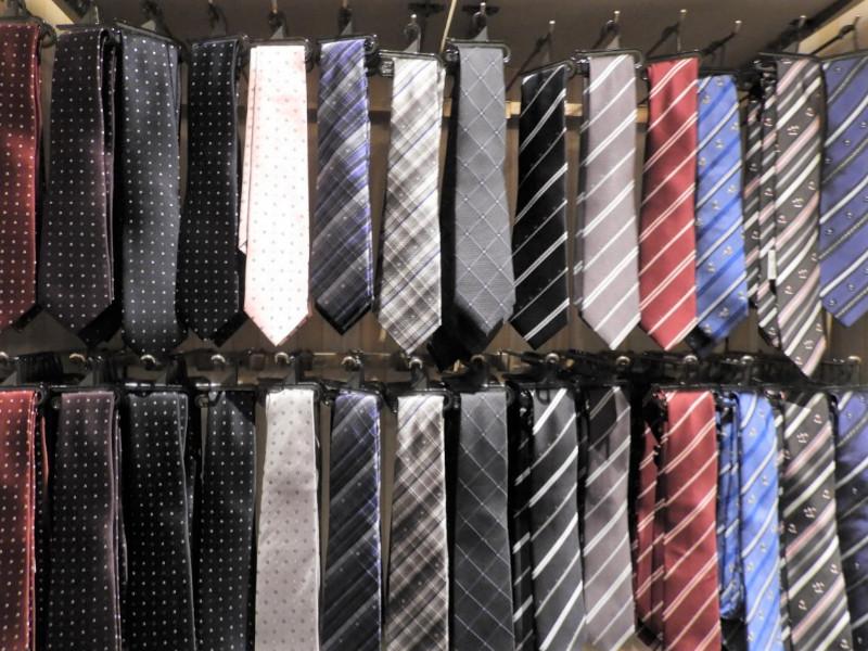 ネクタイ:¥5,000
