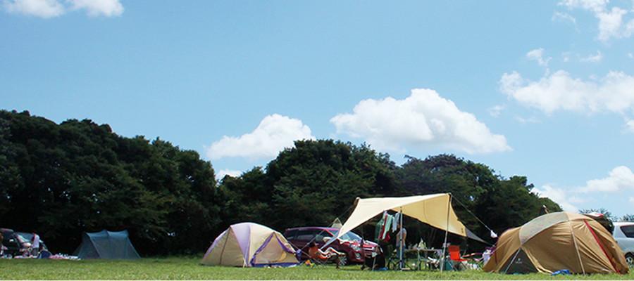【成田ゆめ牧場のキャンプ場】初心者&家族向け!シャワー完備・手ぶらもOK!快適キャンプを楽しもう!