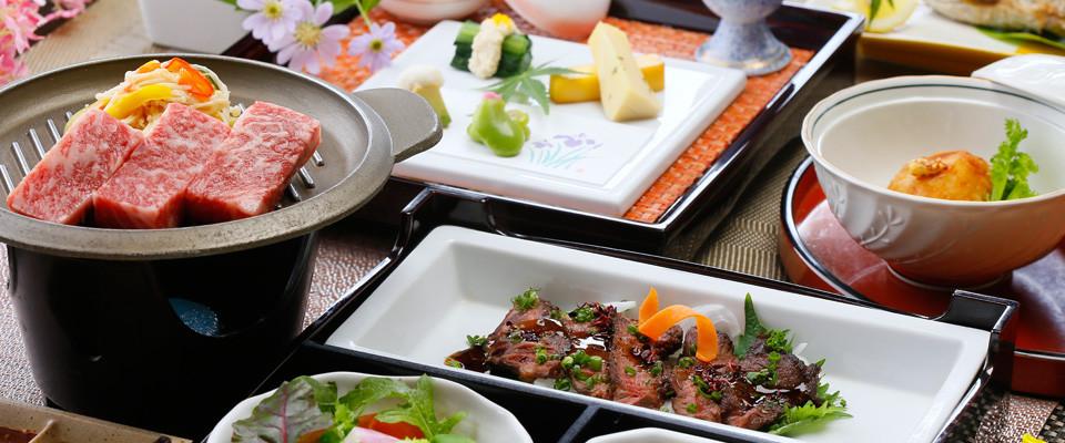 蘇山郷の食事