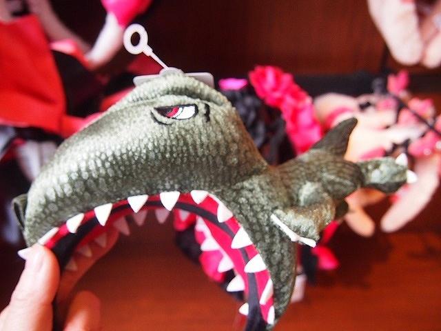 ティラノサウルス カチューシャ