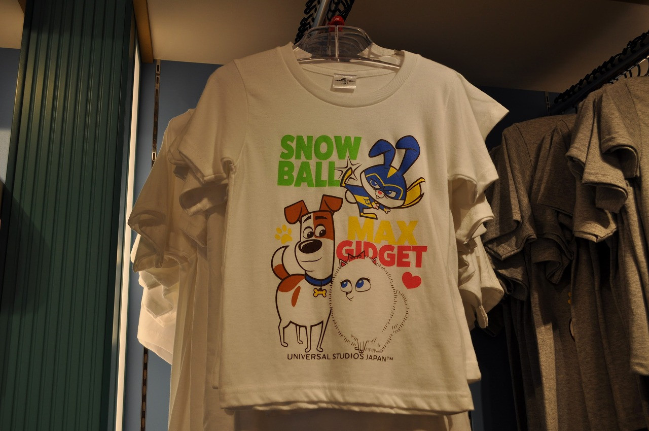 ペット2デザインのTシャツ