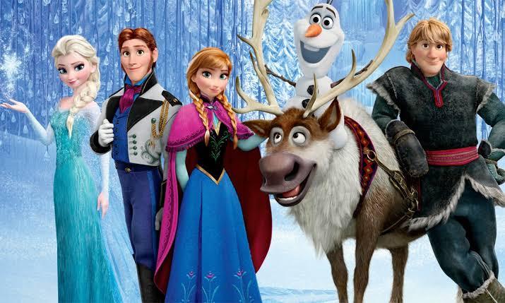 『アナと雪の女王』