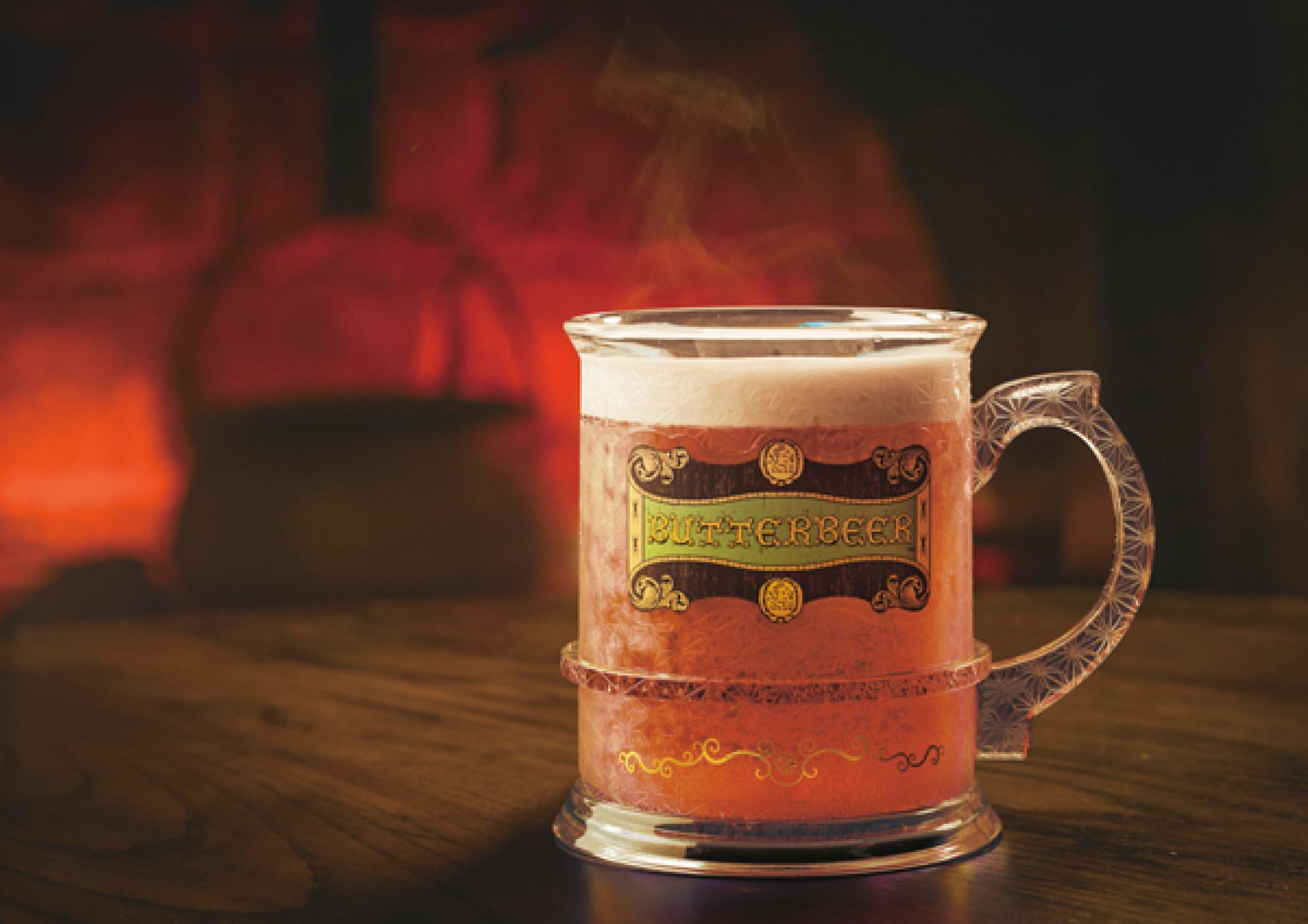 クリスマス・バタービール  マグカップ付