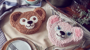 【かわいい】ダッフィーのケーキ5選!ディズニーシー販売メニュー&オリジナル手作りケーキまとめ!