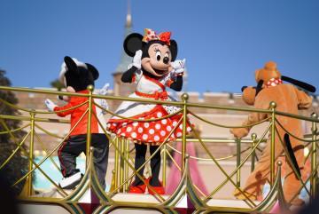 【スーパーダンシン・マニア】ディズニーランドの伝説ショー!「ベリー・ベリー・ミニー!」で期間限定復活!