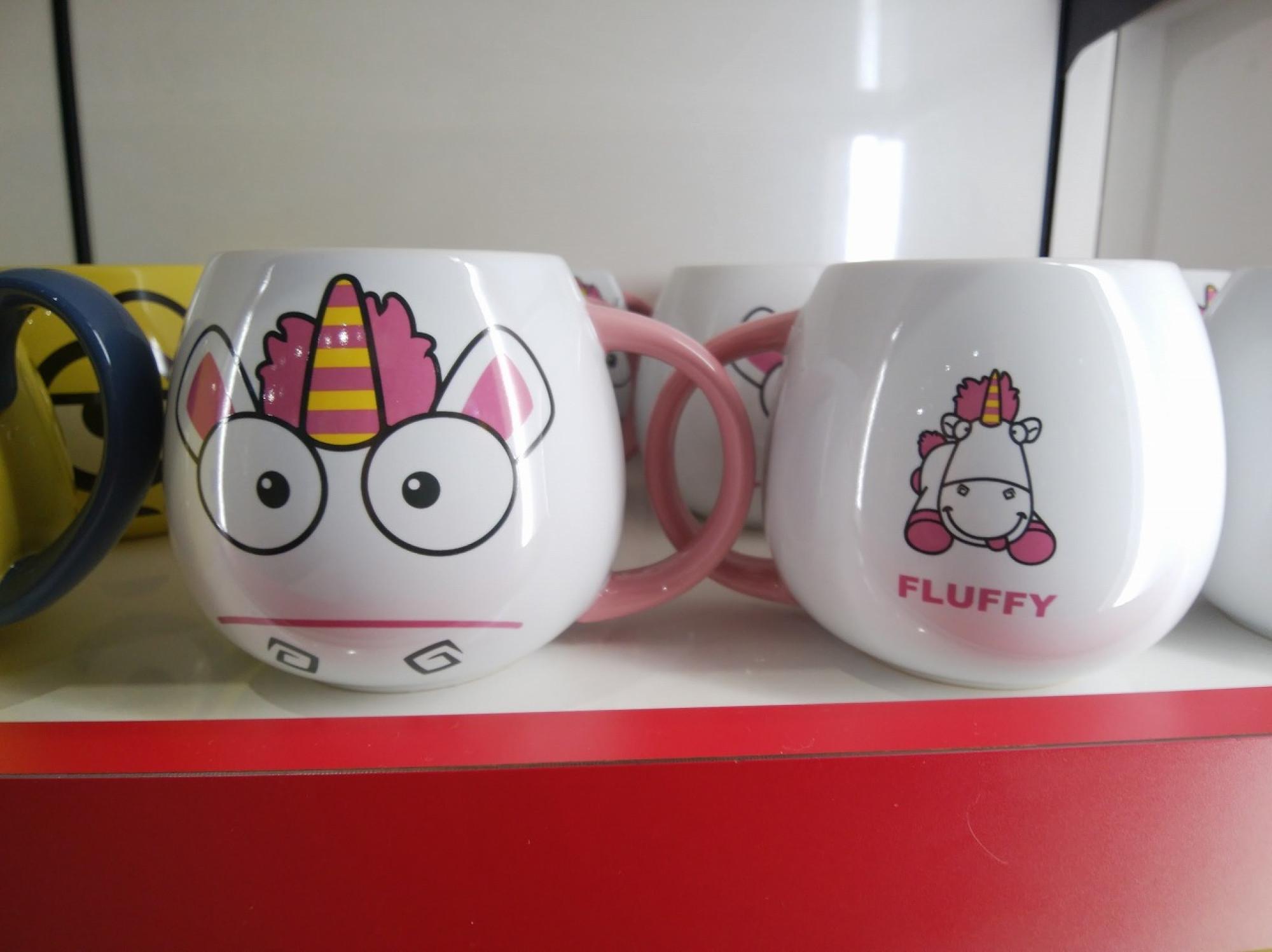 フラッフィのマグカップ
