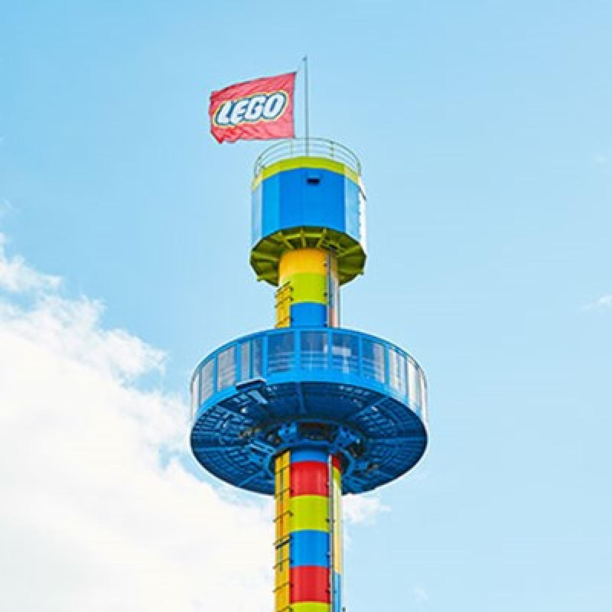 シンボルでもあるオブザベーション・タワー