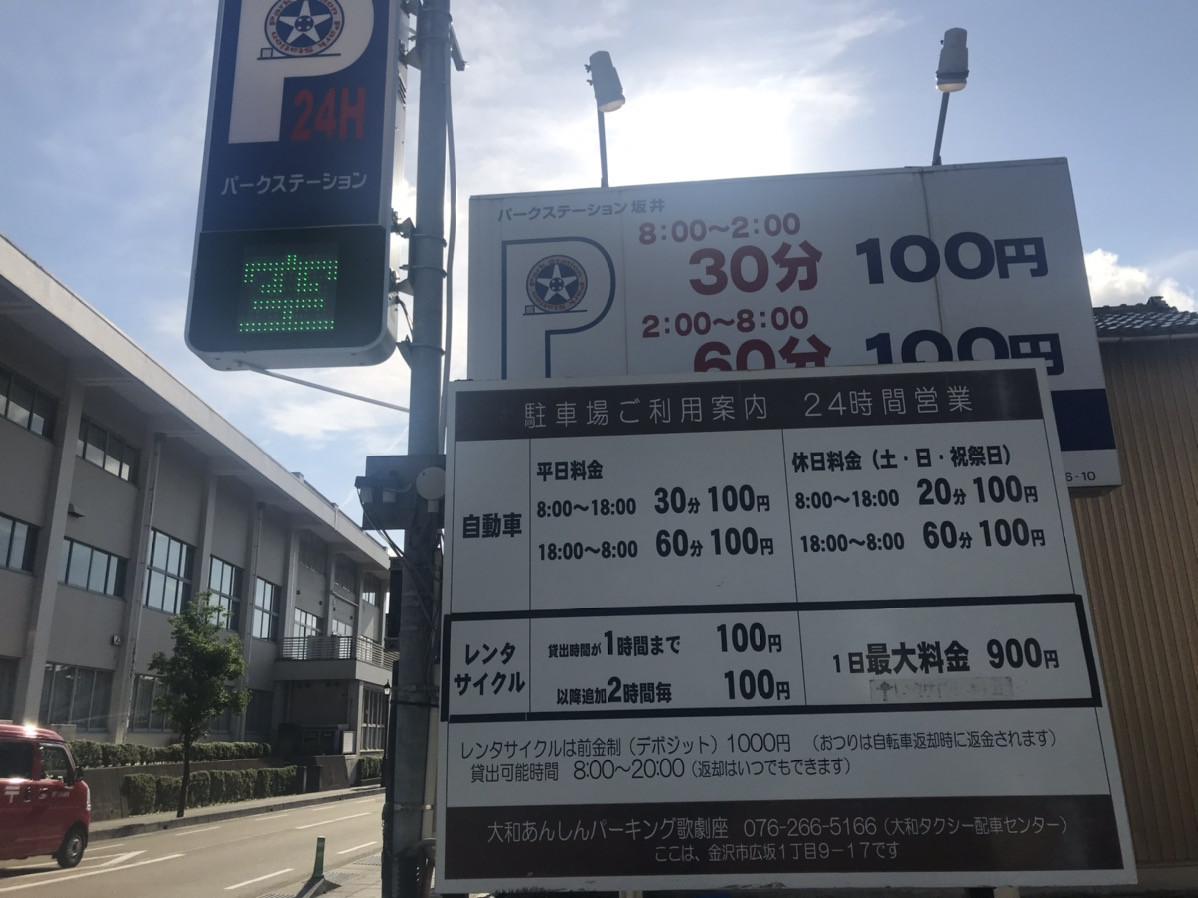 パークステーション坂井