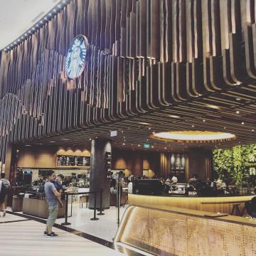 【シンガポール】おすすめスタバ5選&限定グッズまとめ!観光ついでにスターバックスでお土産をゲット
