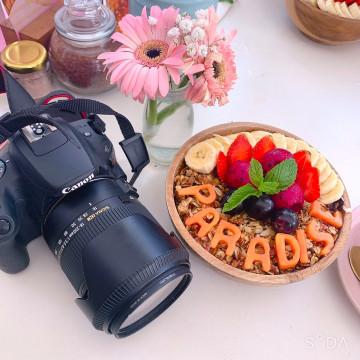【バリ島】インスタ映えカフェKIND Community徹底ガイド!名前入りスムージーボウルを食べよう♪